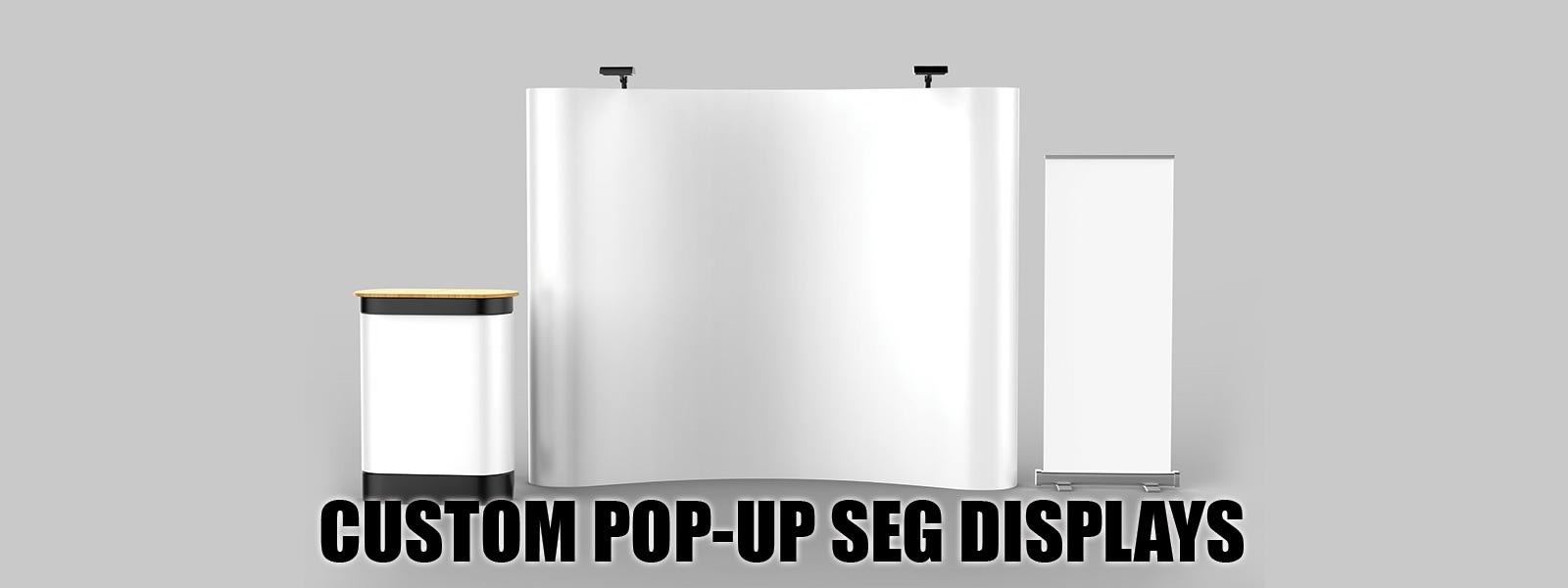 Custom Pop Up SEG Displays